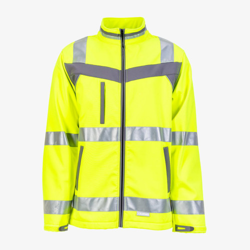 PLANAM Plaline High visible softshell jakna